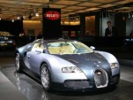 Bugatti Studying Veyron Replacement