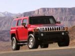 2006 Hummer H3 - front