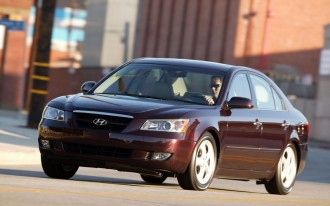 NHTSA Opens Investigation Into Rust On 2006-2008 Hyundai Sonata