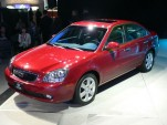2006 Kia Optima, Detroit Auto Show