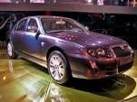 2006 Roewe 750, Beijing Auto Show
