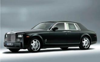 Rolls Royce Defies Down Market