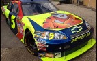 Tony The Tiger NASCAR Car Of Tomorrow Up For Auction
