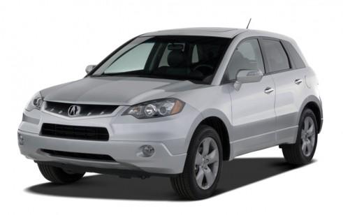 2007 Acura Rdx Vs Its Compeion