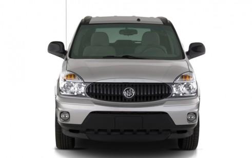 2007 Buick Rendezvous FWD 4-door CX *Ltd Avail* Front Exterior View