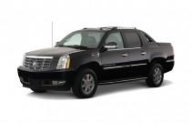 2007 Cadillac Escalade EXT AWD 4-door Angular Front Exterior View