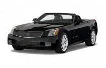 2007 Cadillac XLR-V 2-door Convertible Angular Front Exterior View