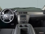 "2007 Chevrolet Avalanche 2WD Crew Cab 130"" LS Dashboard"