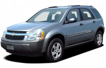 2007 Chevrolet Equinox 2WD 4-door LS Angular Front Exterior View