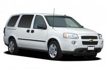 2007 Chevrolet Uplander 4-door Ext WB LS Angular Front Exterior View