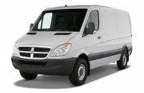 "2007 Dodge Sprinter 2500 144"" WB Angular Front Exterior View"