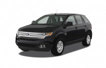 2007 Ford Edge FWD 4-door SEL Angular Front Exterior View