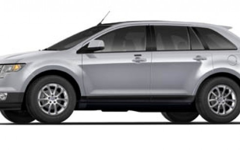 2007 ford edge vs toyota rav4 toyota highlander honda cr for Ford edge vs honda crv