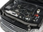 2010 Ford Explorer RWD 4-door XLT Engine
