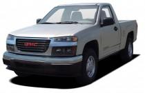 "2007 GMC Canyon 2WD Reg Cab 111.2"" SL Angular Front Exterior View"