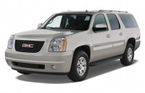2007 GMC Yukon XL 2WD 4-door 1500 SLE Angular Front Exterior View