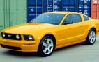 Limited Edition Grabber Orange 2008 Shelby GT Coming