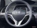 2007 Honda Civic Si 2-door Coupe Manual w/ST Steering Wheel