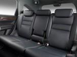 2007 Honda CR-V 2WD 5dr EX-L Rear Seats