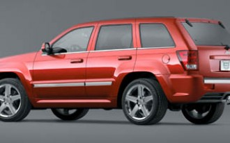 2006-2007 Jeep Commander, 2005-2007 Jeep Grand Cherokee Recalled For Ignition Switch Glitch