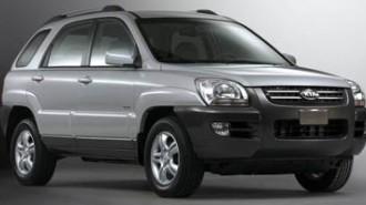 2007 Kia Sportage LX
