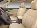 2007 Lexus ES 350 4-door Sedan Front Seats