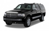 2007 Lincoln Navigator L 4WD 4-door Angular Front Exterior View