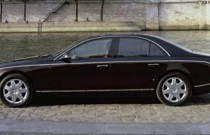 2007 Maybach 57