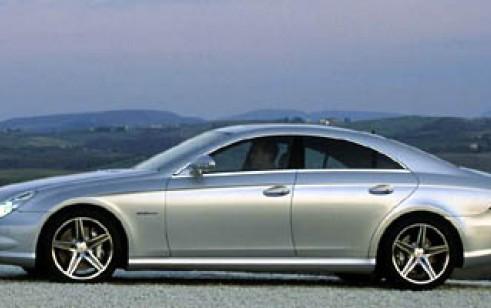 2007 Mercedes Benz CLS Class 6.3L AMG