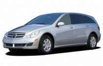 2007 Mercedes-Benz R Class 4WD 4-door 3.5L Angular Front Exterior View