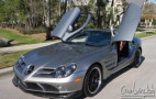 Michael Jordan's 2007 Mercedes-Benz SLR McLaren 722 Edition is for sale