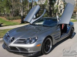 Michael Jordan's Mercedes-Benz SLR 722 Edition