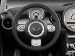 2007 MINI Cooper Hardtop 2-door Coupe S Steering Wheel