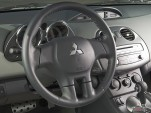 2007 Mitsubishi Eclipse 3dr Coupe Sportronic Auto GT Steering Wheel