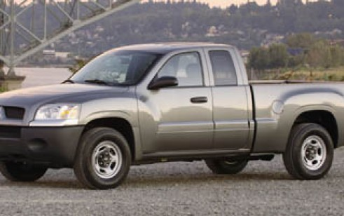 2007 mitsubishi raider vs ford f-150, chevrolet silverado 2500hd