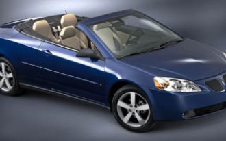 GM Recalls 2006-2007 Chevrolet Malibu, Malibu Maxx, And Pontiac G6 For Steering Problem