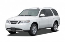 2007 Saab 9-7X AWD 4-door V8 Angular Front Exterior View