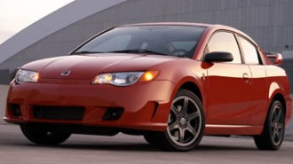 2007 Saturn Ion Red Line