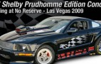 2007 Shelby Prudhomme Edition Concept to be Auctioned at Las Vegas Barrett-Jackson Event