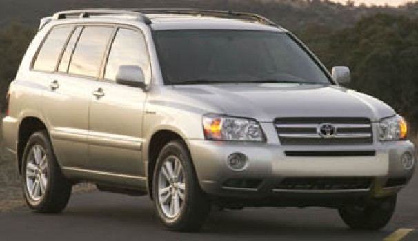 toyota recalls 2006 2007 highlander hybrid lexus rx 400h. Black Bedroom Furniture Sets. Home Design Ideas
