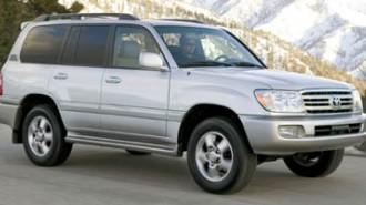 2007 Toyota Land Cruiser