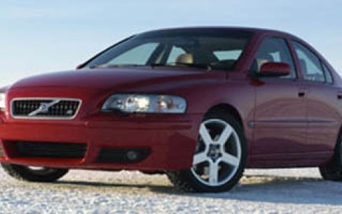 2007 Volvo S60 2.5L Turbo R