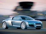 R8 Helping to Fortify Audi