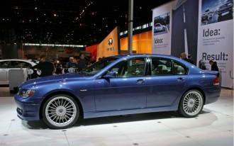 BMW Alpina B7 Sports 500 HP
