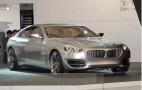BMW's New CS Concept Breaks Cover