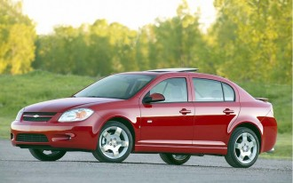 2005-2007 Chevrolet Cobalt, 2007 Pontiac G5 Recalled For Faulty Ignition Switch
