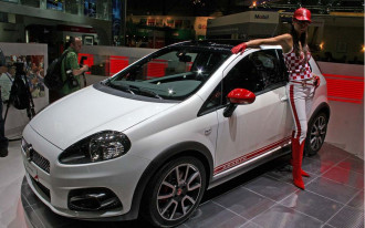 Fiat Abarth Returns at Geneva