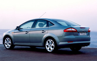 We Drive Ford's Euro Mondeo