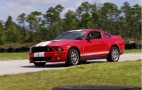 2007 Ford Mustang Production Numbers