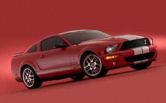 Preview: 2007 Ford Shelby Cobra GT500
